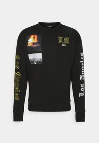 CITY CREW - Sweatshirt - black