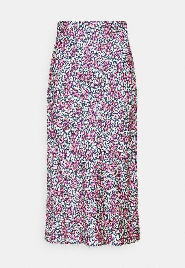 ALINE SKIRT - A-snit nederdel/ A-formede nederdele - wild blossom
