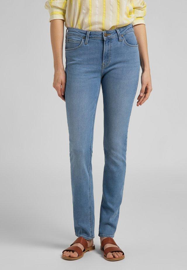 ELLY - Jeans slim fit - light lou