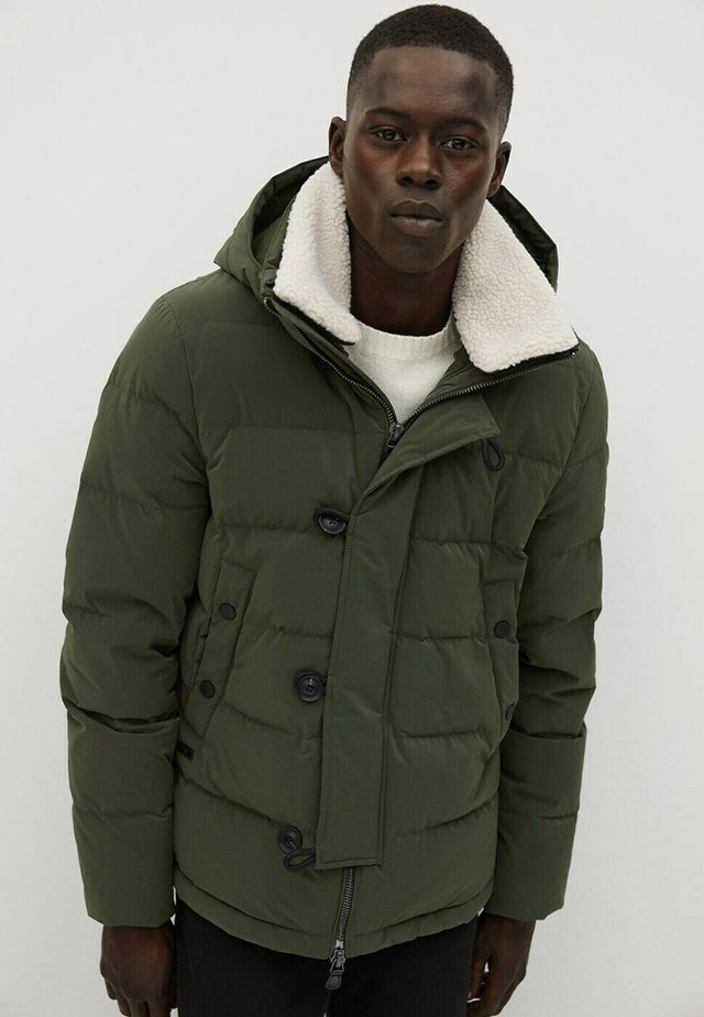 COTY - Winter jacket - kaki