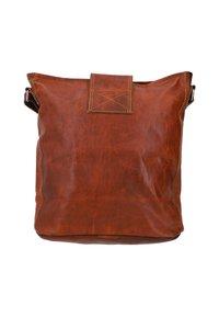 Gusti Leder - Across body bag - braun - 2