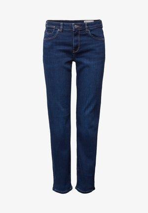 Slim fit jeans - blue dark washed