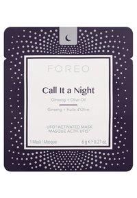 Foreo - CALL IT A NIGHT MASK - Maschera viso - - - 0