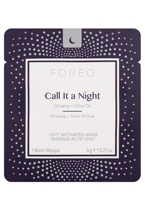 CALL IT A NIGHT MASK - Masker - -