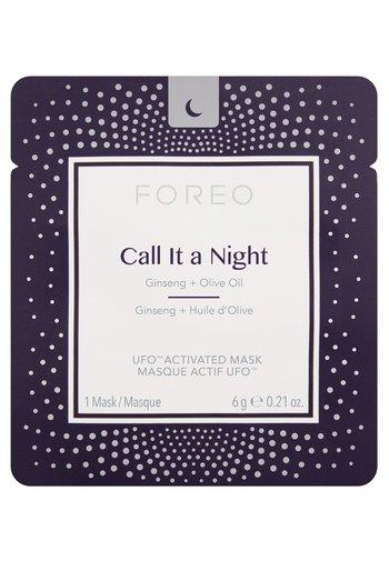 CALL IT A NIGHT MASK - Face mask - -
