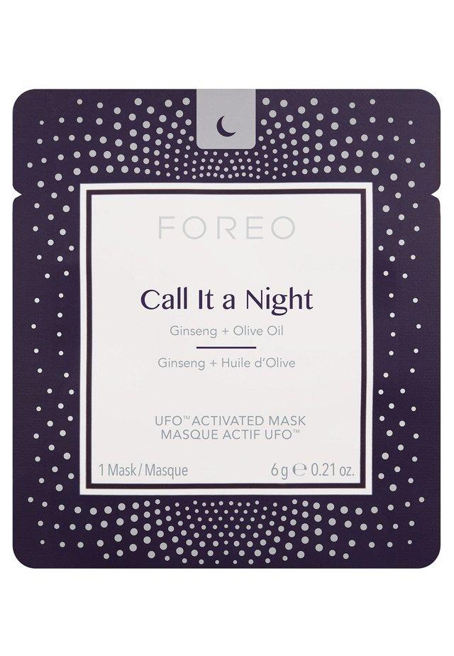 CALL IT A NIGHT MASK - Maschera viso - -