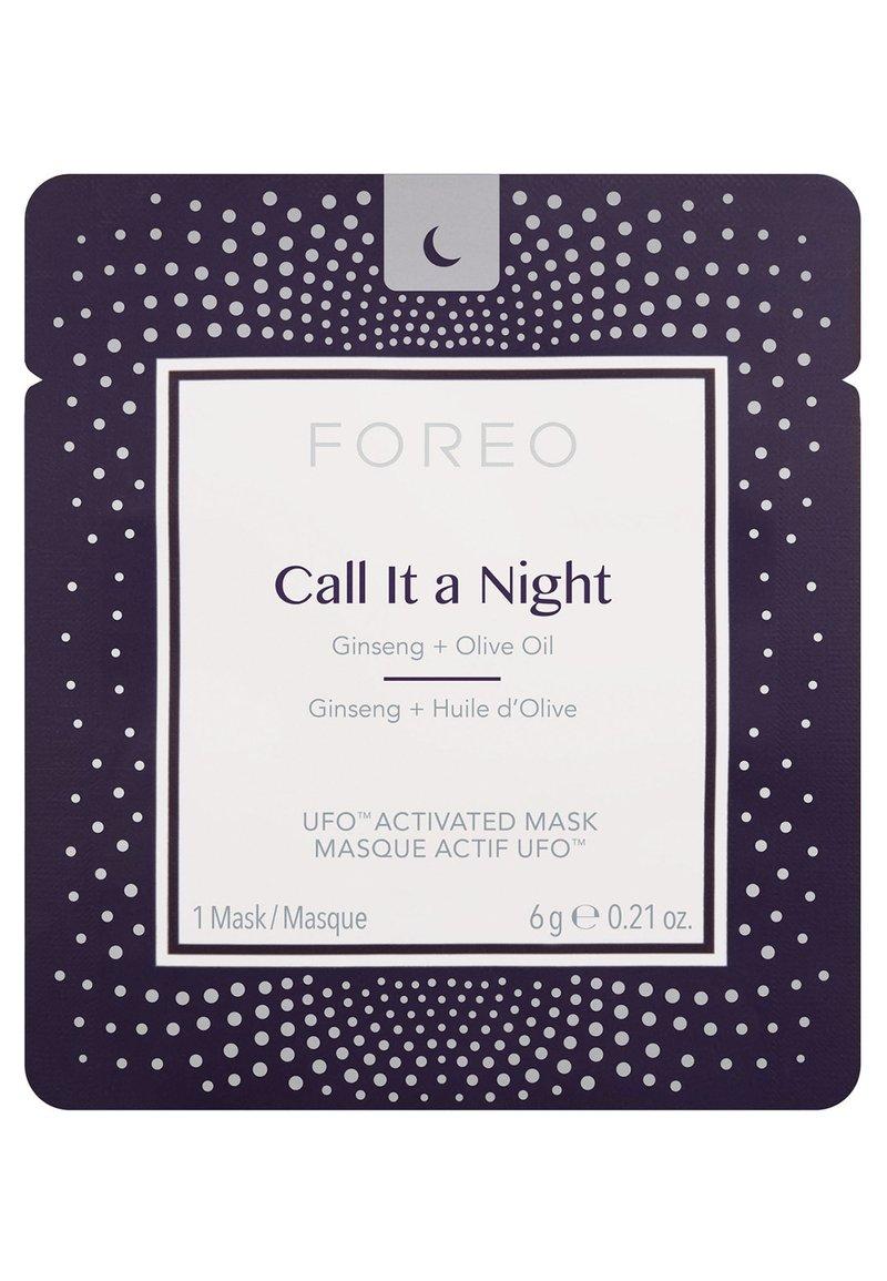 Foreo - CALL IT A NIGHT MASK - Maschera viso - -