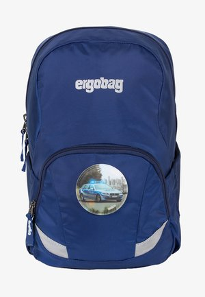 EASE - School bag - blue/light blue