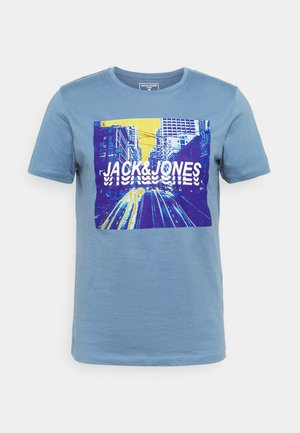 JCOJACKSON TEE  - Print T-shirt - blue heaven