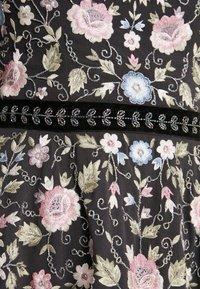 Needle & Thread - FLORAL WHISPER PROM - Koktejlové šaty/ šaty na párty - graphite - 5
