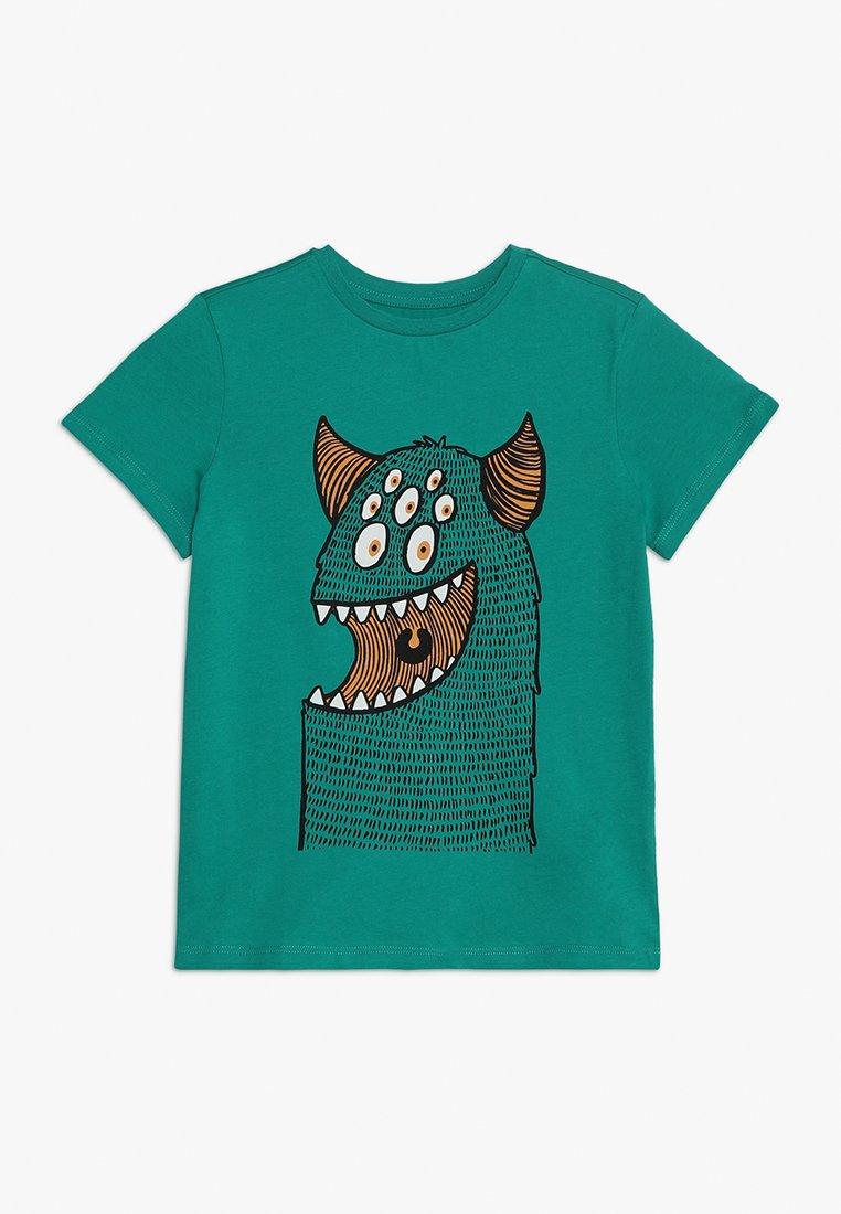 Friboo - Print T-shirt - emerald