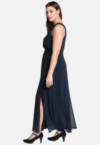 Sheego - Cocktail dress / Party dress - dark blue - 3