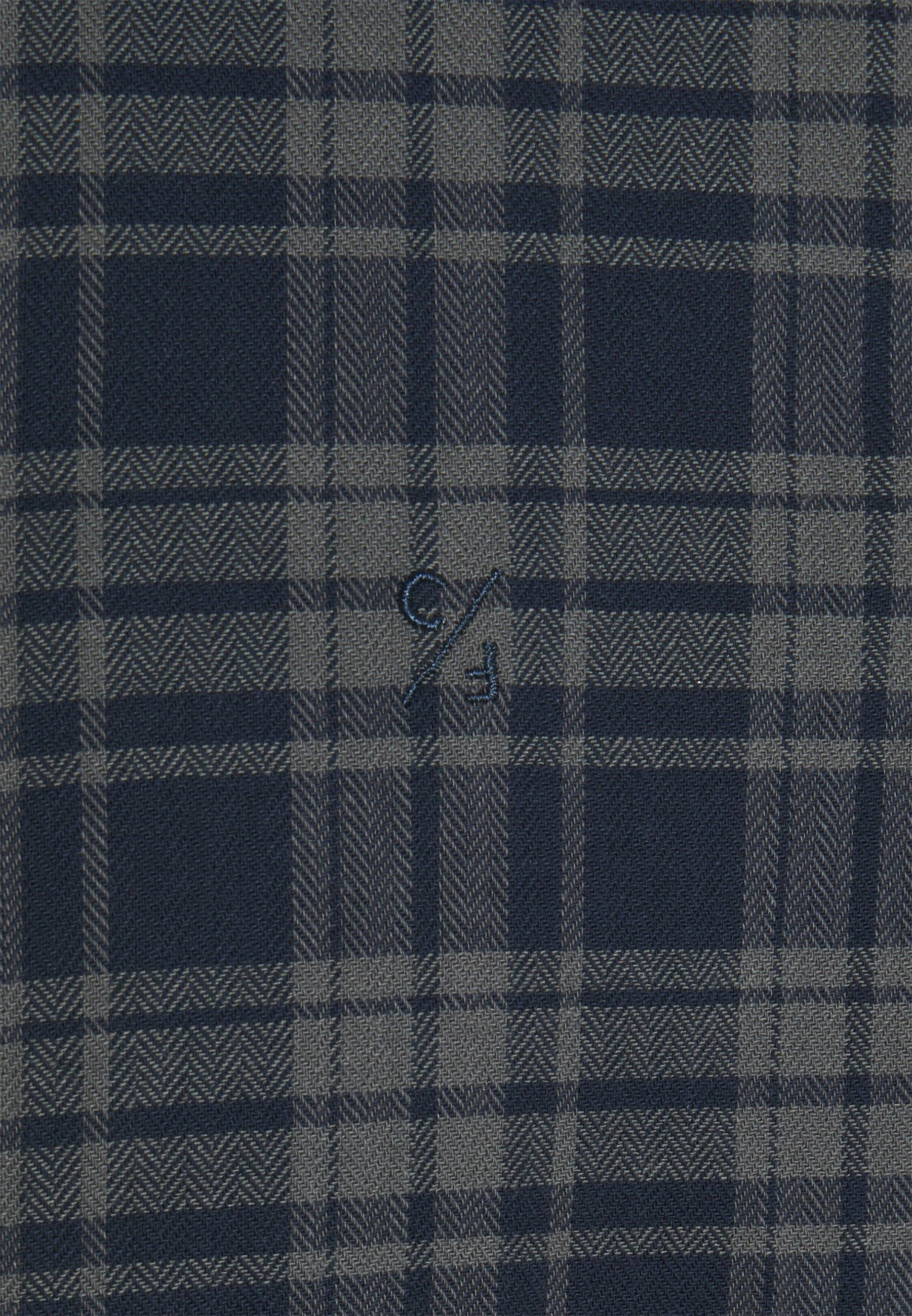 Uomo ANTON CHECKED SHIRT  - Camicia