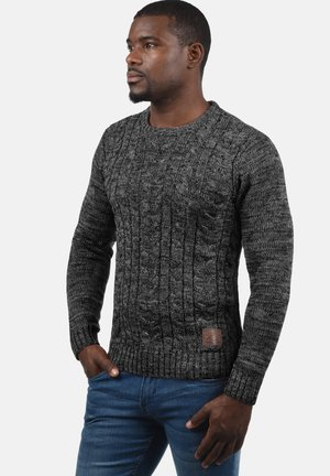 PHILEMON - Jumper - black