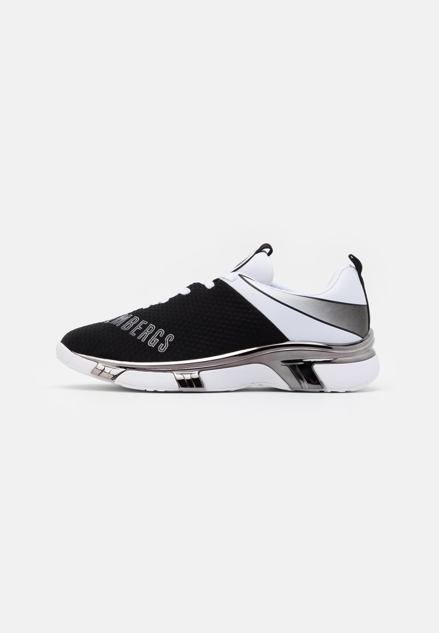 KADEM - Sneakers - white/black