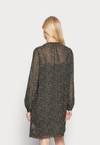 Esprit Collection - DRESSES LIGHT WOVEN - Shirt dress - khaki green - 2