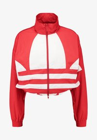 adidas Originals - LOGO - Trainingsvest - lush red/white - 5