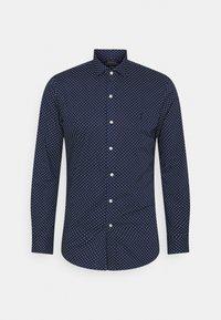 SLESTPPCS LONG SLEEVE SPORT - Shirt - dark blue