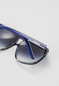 Carrera - GRAND PRIX  - Sunglasses - black/blue - 2