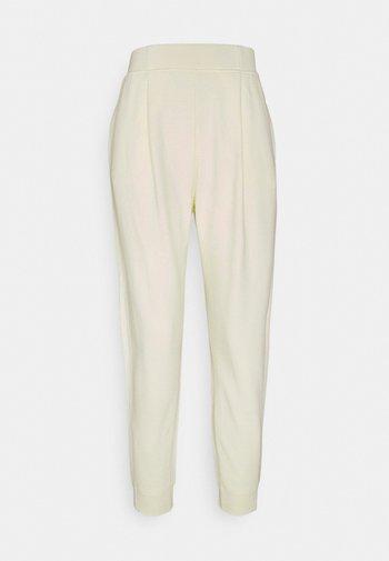 BRIC - Teplákové kalhoty - limette