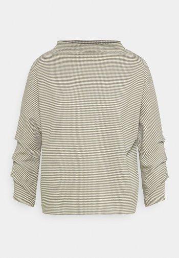 KULIRI MULTI - Long sleeved top - green days
