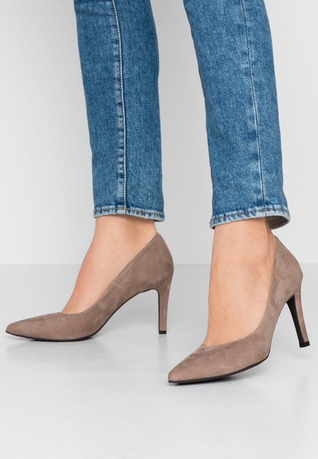 INES - High Heel Pumps - taupe