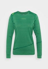 La Sportiva - DASH LONG SLEEVE - Sports shirt - grass green - 5