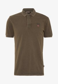 Napapijri - ELBAS - Polo shirt - green way - 3