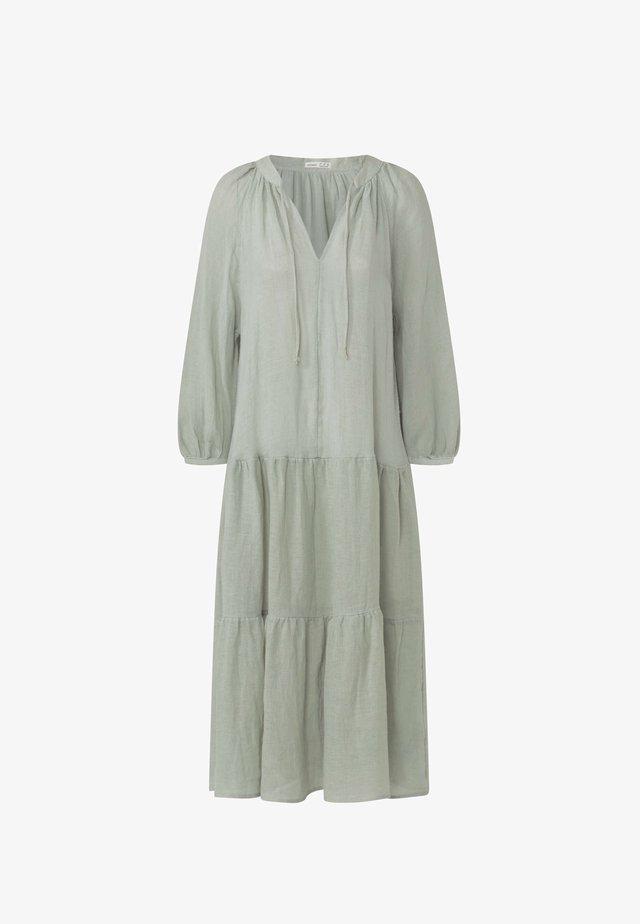 Korte jurk - mint