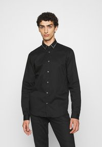 Just Cavalli - CAMICIA - Shirt - black - 0