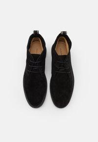 GANT - KYREE - Volnočasové šněrovací boty - black - 3
