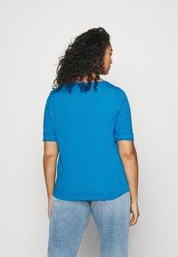 Lauren Ralph Lauren Woman - JUDY - Basic T-shirt - summer topaz - 2