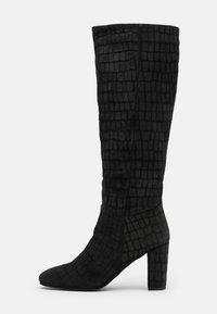 Vero Moda - VMMELAN BOOT - Boots - black - 1