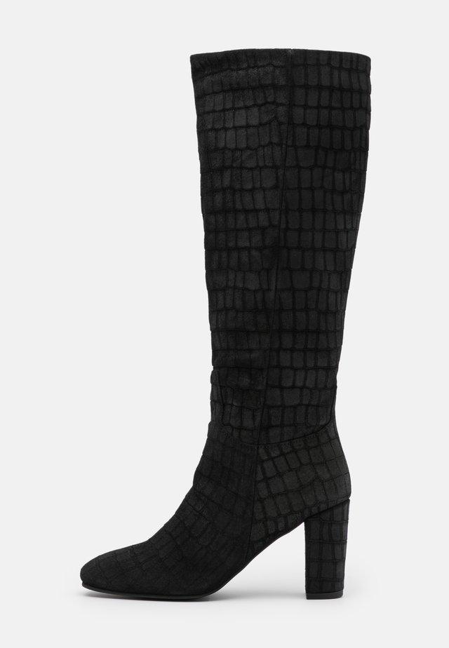 VMMELAN BOOT - Bottes - black