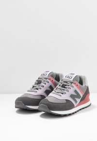 New Balance - WL574 - Zapatillas - purple - 4