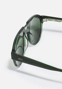 MCM - UNISEX - Sluneční brýle - green - 2