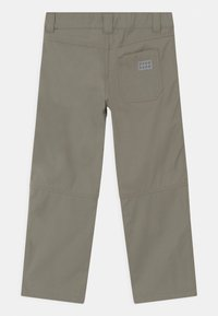 LEGO Wear - PAYTON UNISEX - Outdoor trousers - dark khaki - 1