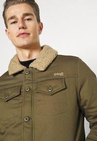 Schott - CRUISER - Light jacket - kaki - 3