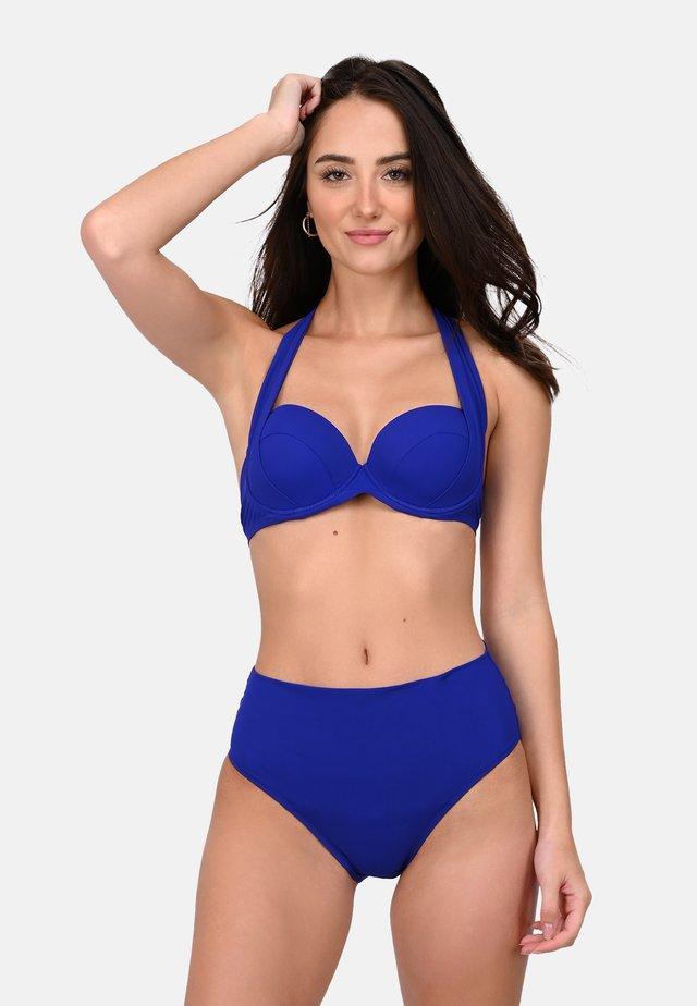 LISIA - Bikinitop - blue