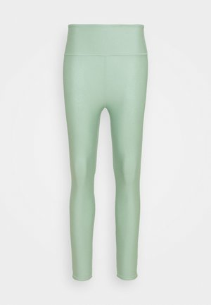 REVERSIBLE 7/8 - Leggings - mint chip