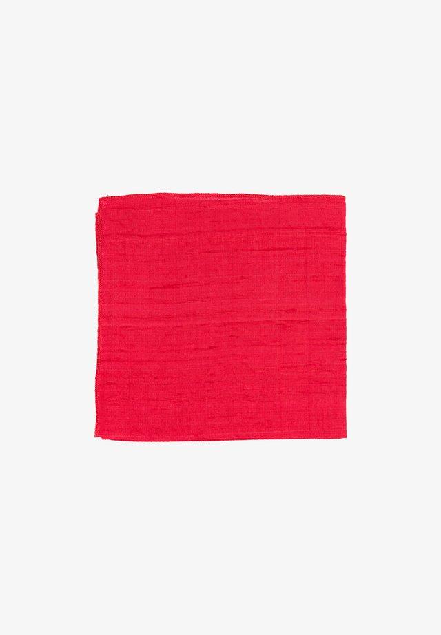 ROSE - Pocket square - rot