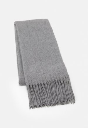 PCKIAL NEW LONG SCARF  - Šála - light grey melange