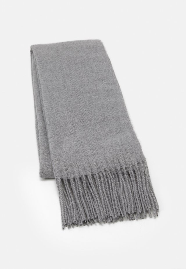 PCKIAL NEW LONG SCARF  - Huivi - light grey melange