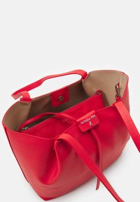Patrizia Pepe - BORSA BAG SET - Handtas - lipstick red - 2