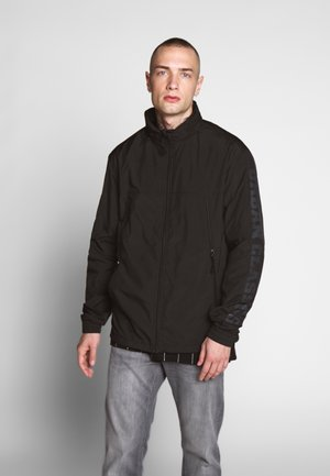TACTICAL LIGHT JACKET - Tunn jacka - black