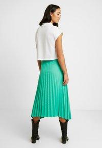 NORR - OLIVIA SKIRT - A-line skirt - strong mint - 2