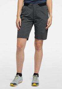 Haglöfs - L.I.M FUSE SHORTS - Outdoor shorts - magnetite - 1