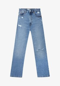 VINTAGE - Flared Jeans - blue denim