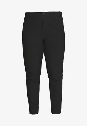 CARRIDE PANTS - Trousers - black