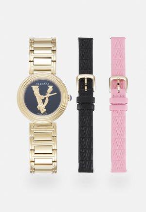 VIRTUS MINI DUO - Watch - gold-coloured/pink